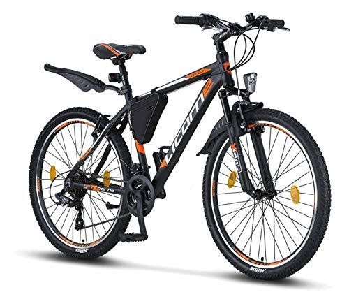 🥇 Ciclismo con aber sicher auf den hügel