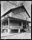 Photo: Hezekiah Alexander stone house,Charlotte,North Carolina,Architecture,1936 3