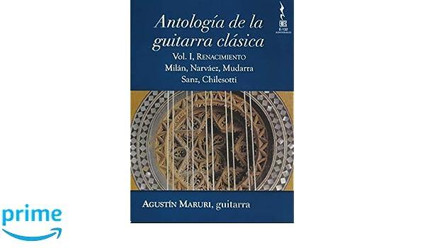 Antología De La Guitarra Clásica Renacimiento - Volumen 1 Blu-ray ...