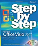 img - for Microsoft? Office Visio? 2007 Step by Step by Judy Lemke (2007-02-21) book / textbook / text book