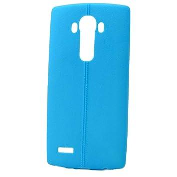 Teleplus for - Carcasa de Silicona para LG G4 Stylus: Amazon ...