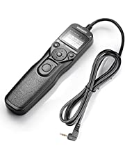 NEEWER Timer Control remoto RS-60E3 para Canon 550D / T2i