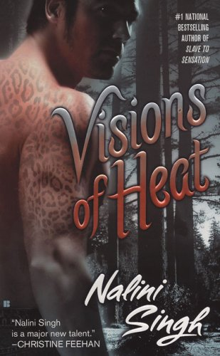 Visions of Heat (Psy-Changelings, Book 2)