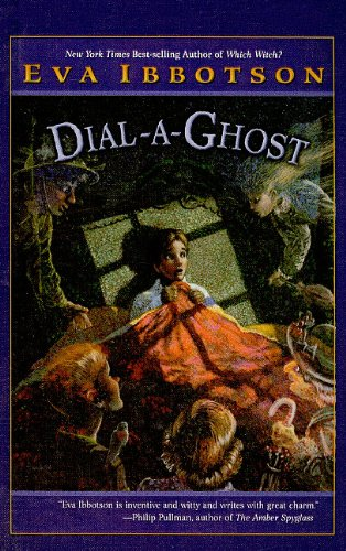 book cover of Dial a Ghost