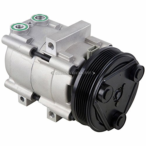 Mazda Tribute Ac Compressor - AC Compressor & A/C Clutch For Ford Escape & Mazda Tribute & Mercury Mariner - BuyAutoParts 60-00791NA New