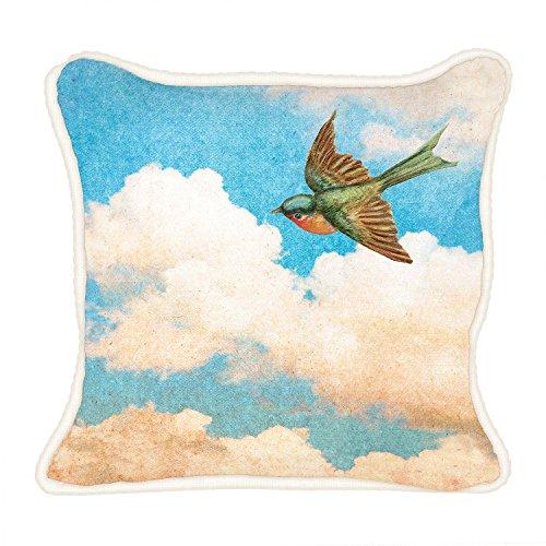 - Michel Design Works Decorative Square Throw pillow, 18