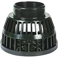 2-1//2 Male NPT Inc 100 GPM 200 Mesh Size 2-1//2 Male NPT P100 2-1//2 NIPPLE 200 AL Suction Strainer with Nylon Connector End Aluminum Support Tube and End Cap Flow Ezy Filters