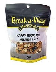 Break-A-Way Baw Happy Hour Trail Mix, 130g