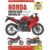 Haynes Manuals Manual Honda Cbr250r M5919