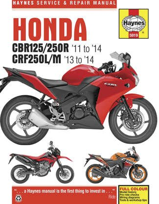 amazon com haynes manuals manual honda cbr250r m5919 automotive rh amazon com honda cbr 250 owners manual honda cbr 250 owners manual