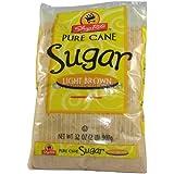 Pure Cane Sugar - Light Brown (907g)