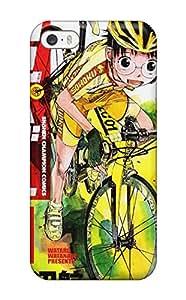 Iphone 5/5s Case Bumper Tpu Skin Cover For Yowamushi Pedal: Grande Road Episode 9 Accessories