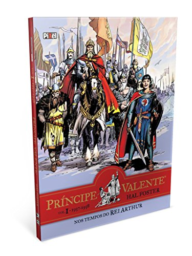 Príncipe Valente - Nos Tempos do Rei Arthur