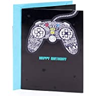Hallmark Birthday Card (Video Games)