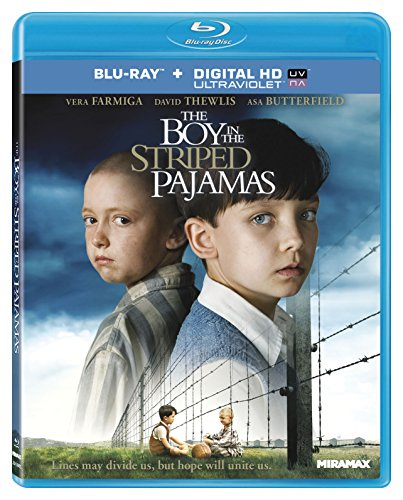 Blu-ray : The Boy in the Striped Pajamas (, Dolby, AC-3, Digital Theater System, Widescreen)