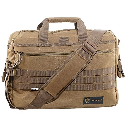 Drago Gear Tactical Laptop Briefcase product image