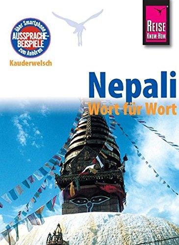 Kauderwelsch Nepali Wort für Wort