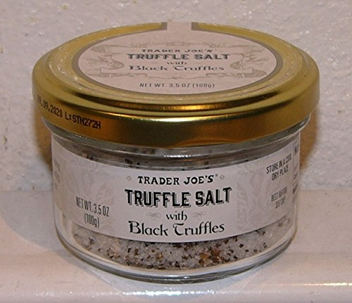 Trader Joes Truffle Salt With Black Truffles by Trader Joe's