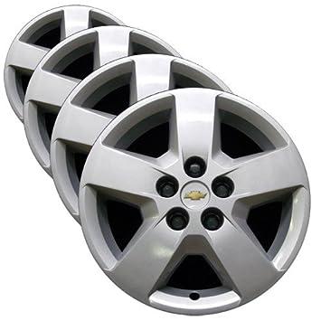 OEM genuino mm rueda – juego de funda nórdica (fábrica de repuesto tapacubos para 2007
