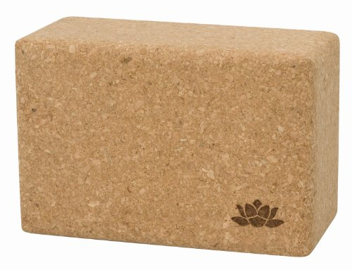 Savasa for Women Cork Yoga Block