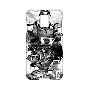downtown los angeles skyline 3D Phone Case for Samsung S5