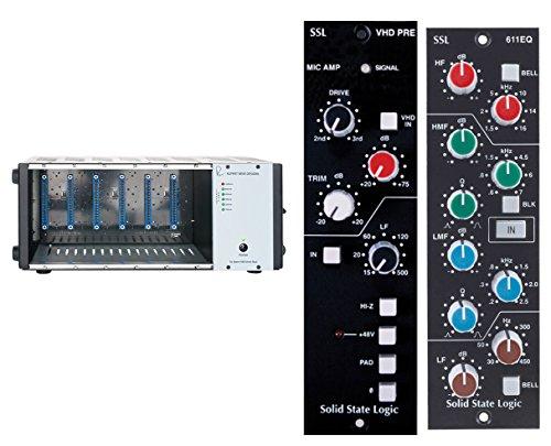 Rupert Neve Designs R6 500 Series Rack Chassis + SSL VHD Mic Pre + 611EQ ()