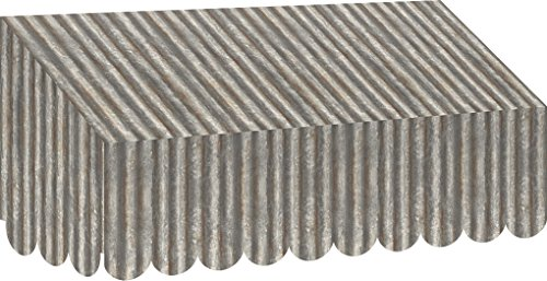 (Teacher Created Resources Corrugated Metal Awning (TCR77180))