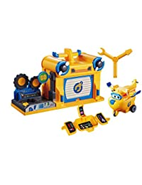 Super Wings - Donnie's Workshop Playset BOBEBE Online Baby Store From New York to Miami and Los Angeles
