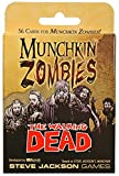 USAOPOLY Munchkin Zombies The Walking Dead Card Game