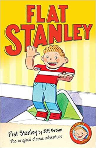 Image result for flat stanley