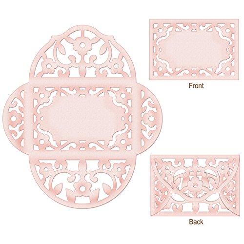 Die Envelope (CottageCutz Lace Envelope Assembled Die, 3.7 by 2.5-Inch)