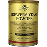 Solgar – Brewer's Yeast Powder, 14 Ounce – Supports Heart Health and Digestion