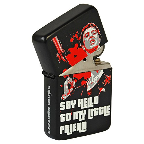(Pop Art Products Scarface Say Hello to My Little Friend Lighter)