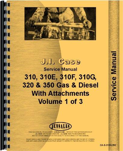 Download Case 26C Backhoe Attachment Service Manual PDF