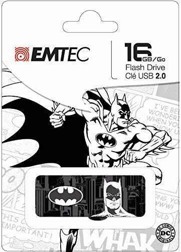 Emtec Black SuperHero ECMMD16GM700SP03 Design