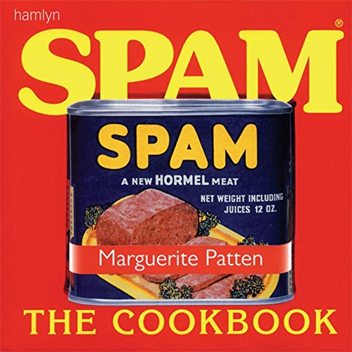 Spam - The Cookbook by Marguerite Patten