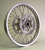 96-04 XR 250 400 XR250 XR400 Honda Rear Wheel 18x2.15 Rim w/ Sprocket & Disk 18''
