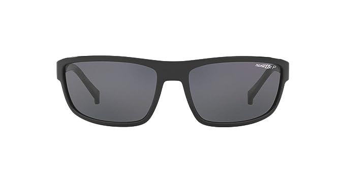 ARNETTE 0AN4259 Gafas de sol, Black, 63 para Hombre: Amazon ...
