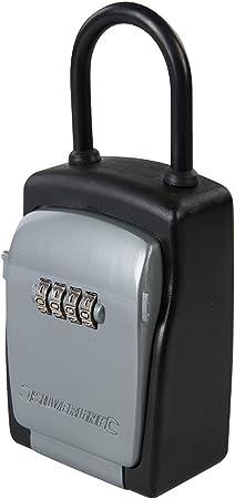 Silverline Clé De Voiture À Combinaison À 4 Chiffres Coffre-fort 75 x 170 x
