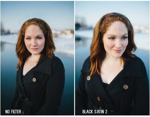 Tiffen 77mm Black Satin 1//4 Filter