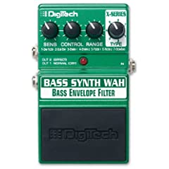 DIGITECH XBW BASS SYNTH WAH