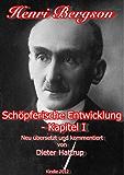 Die schöpferische Evolution. Deutsch - Französisch