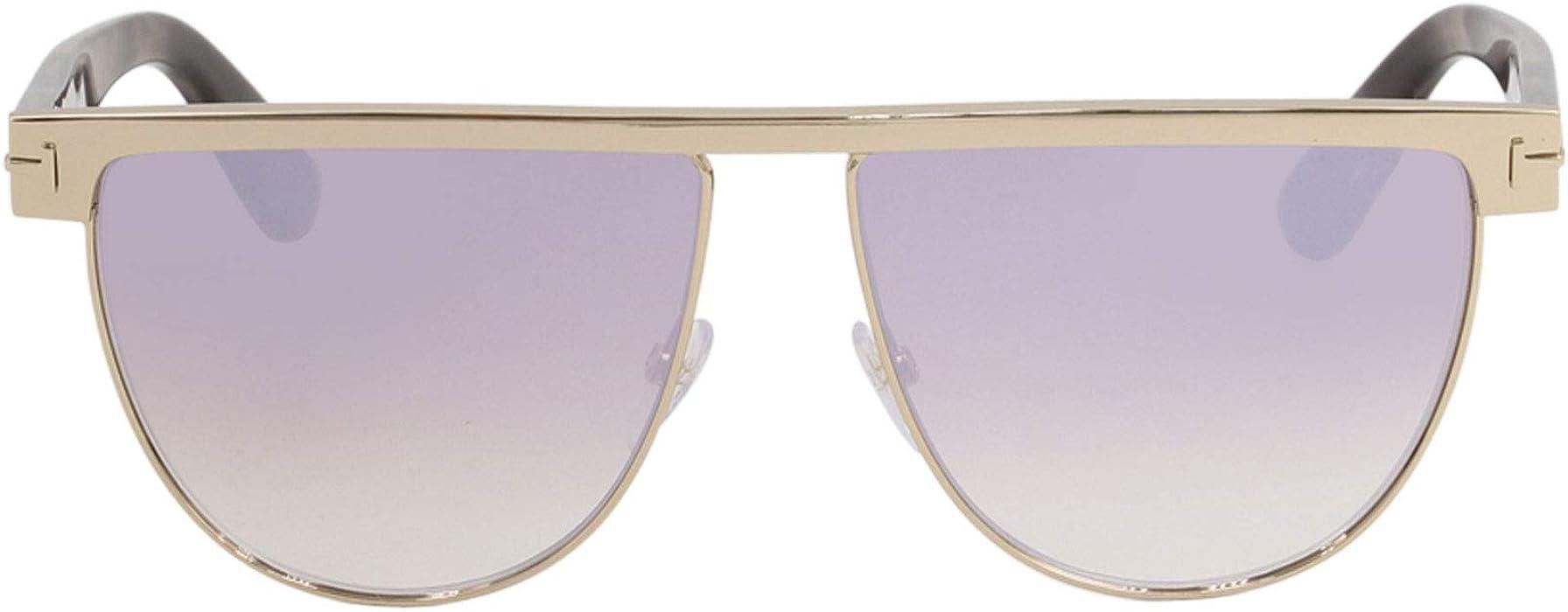 114af069e636b Sunglasses Tom Ford FT 0570 Stephanie- 02 28Z shiny rose gold   gradient