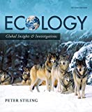 Ecology: Global Insights and Investigations with Connect Plus Access Card, Peter Stiling, 125930678X