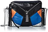 Diesel Women's Shoulder Bag (Black, Nautical Blue and Amberglow)
