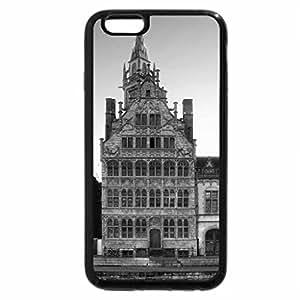 iPhone 6S Case, iPhone 6 Case (Black & White) - Belgium