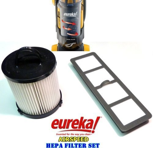 ess Upright HEPA Filter Replacement Set. ()