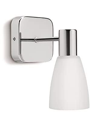 Philips 320291166 aquafit wall light chrome and metal amazon philips 320291166 aquafit wall light chrome and metal aloadofball Image collections