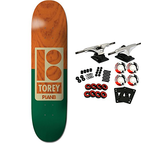 Plan B Skateboard Complete Pudwil Section 8.25