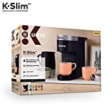 Keurig K-Slim Coffee Maker, Single Serve K-Cup